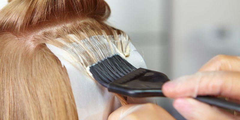آموزش ترکیب رنگ مو در خانه