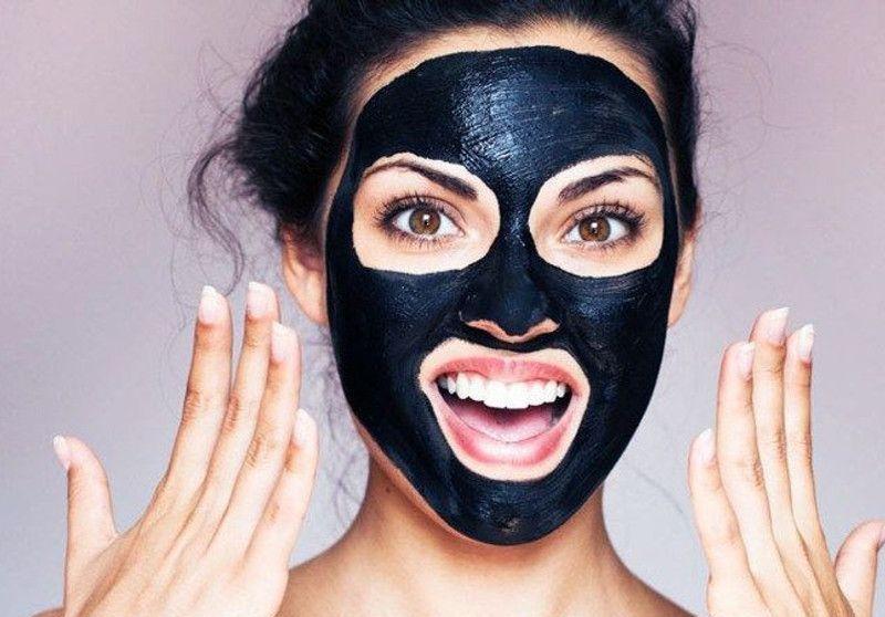 فواید ماسک زغال برای پوست صورت